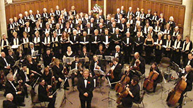Southend Choral Society - Welcome